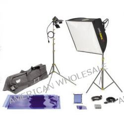 Lowel Rifa eX 66 Pro Kit, LB-40 Soft Case LCP-966LB B&H Photo