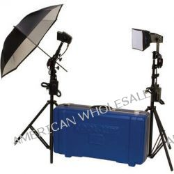 Cool-Lux Mini-Cool AC Location Lighting Kit 943565 B&H Photo