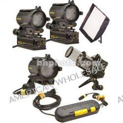 Dedolight  Master Traveler 4-Light Kit S2-M-E B&H Photo Video