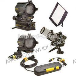 Dedolight  Standard Compact 3-Light Kit S1-S-E B&H Photo Video