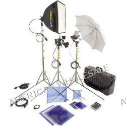 Lowel  DV Core 500, TO-83 Case DVC-92 B&H Photo Video