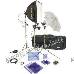 Lowel  DV Core 500 Kit, LB35R Case DVC-92LB B&H Photo Video