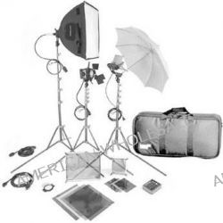 Lowel  DV Core 250 Kit, LB30 Soft Case DVC-91LB B&H Photo Video