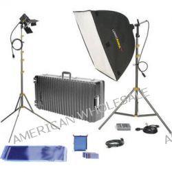 Lowel Rifa eX 88 Pro Kit, Wheeled Multi-Case LCP-988M B&H Photo