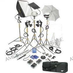 Lowel  DV Pro 55 Kit, LB35 Soft Case DVP-95LBE B&H Photo Video