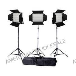 Ledgo Pro Series LED Daylight 1200 3-Light Kit LG1200S3 B&H