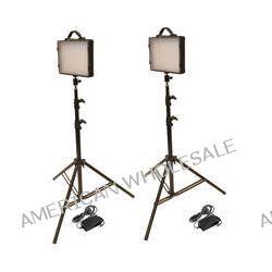 Bescor  LED-200K Twin 200W Kit LED-200K B&H Photo Video
