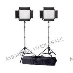 Ledgo Value Series Daylight LED Panel 900 2-Light Kit LG900SC2