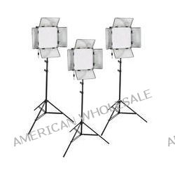Genaray SpectroLED Studio 1000 Daylight LED Three Light Kit B&H
