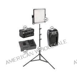 Genaray SpectroLED 360 Daylight LED 2-Light Kit with Stands and