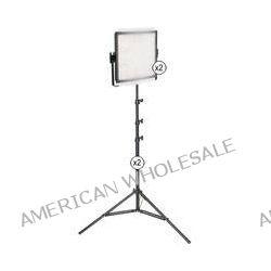 Genaray SpectroLED Essential 360 Bi-Color LED 2-Light Kit B&H