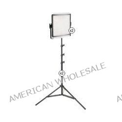 Genaray SpectroLED Essential 360 Daylight LED 2-Light Kit B&H