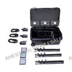 Frezzi  HLK-3VN 3 Head HyLight Travel Kit 91057 B&H Photo Video