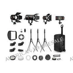 Fiilex K416 P360EX, P180E, P200, P100 4-Light Travel Kit FLXK416