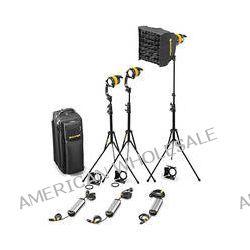 Dedolight DLED4.1-D Daylight LED 3-Light Basic Kit SLED3-D-B B&H
