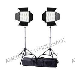 Ledgo Pro Series LED Daylight 600 2-Light Kit LG600S2 B&H Photo