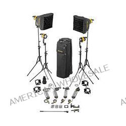 Dedolight DLED4.1-D Daylight LED 4-Light Basic Kit SLED4-D-B B&H