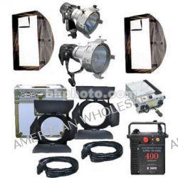 K 5600 Lighting Joker-Bug Combo 200/400W Kit K0200/400JNDOUB+3