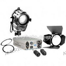 Arri Compact HMI 200W Fresnel Light Kit (90-250V) B&H Photo