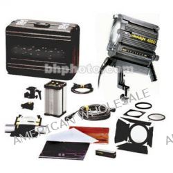 Dedolight DLH400D Standard HMI 1 Light Kit, Hard Case K400DT-S