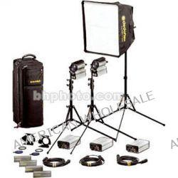 Dedolight Sundance HMI 3 Light Soft Case Kit (90-260V) S200-3