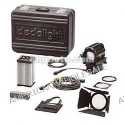Dedolight DLH400D Basic HMI 1 Light Kit, Hard Case K400DT-B B&H