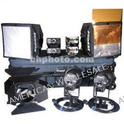 Frezzi  Super Sun Gun 400W HMI 2 Light Kit 92705 B&H Photo Video