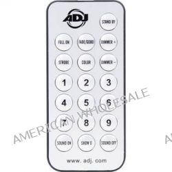 American DJ  IR Remote for Inno Pocket Spot UC IR B&H Photo Video