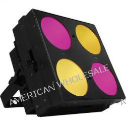 CHAUVET Nexus 2 x 2 4-Cell COB RGB LED Fixture NEXUS2X2 B&H