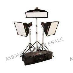 "Norman 3 ""R"" Monolight, 3 Softbox Kit (120VAC) 812897"