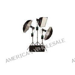 Norman Allure 812795 Three Light Battery Travel Kit 812795 B&H