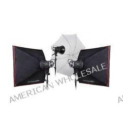 Interfit INT353 EX150 MKIII 3 Monolight Umbrella/Softbox INT353