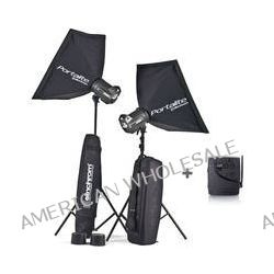 Elinchrom BRX 250 and BRX 500 Monolights To Go Kit EL 20757.2