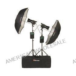 Norman Allure 812777 Two-Light Battery Travel Kit 812777 B&H