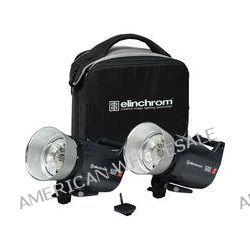 Elinchrom ELC Pro HD 500/500 To Go 2 Light Kit EL 20666.2 B&H
