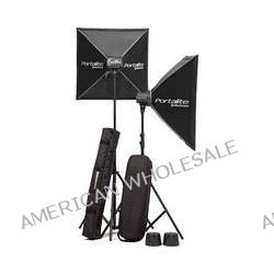 Elinchrom D-Lite RX One Flash Head Kit with Softboxes EL 20843.2