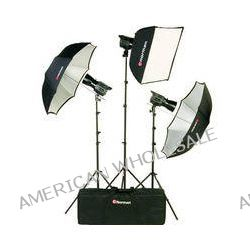 Norman Allure 812797 Three Light Portrait Kit 812797 B&H Photo