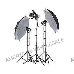 Smith-Victor FL130K 3-Light 330W/s Basic Studio Strobe 401515