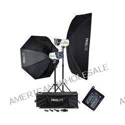 Priolite Scott Kelby Priolite MBX500 2 Light Kit SKP100 B&H