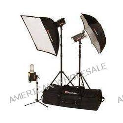Norman 3 Monolight, Umbrella/Softbox Kit (120VAC) 812913 B&H