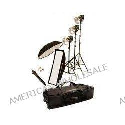 Norman 3 Monolight Softbox/Umbrella Kit (120VAC) 812889 B&H