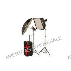 Smith-Victor FL400K Two Monolight Softbox/Umbrella Kit 402300