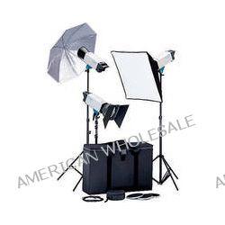 Visatec Solo Kit 316 3-Monolight Lighting Kit V-51.122.00 B&H