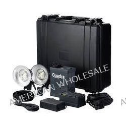 Elinchrom Quadra Hybrid Li-Ion Pro 2 Light Kit with S EL 10401.1