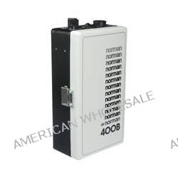 Norman 812332 Power Pack - 400 Watt/Seconds 812332 B&H Photo