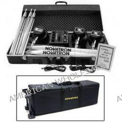 Novatron V600-D 3-Light Kit W/Wheeled Case (120VAC) NSV6003W B&H