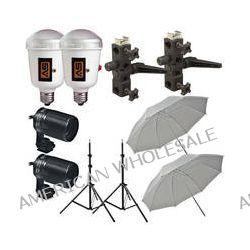 Morris  2 AC Umbrella Flash Kit (120V)  B&H Photo Video