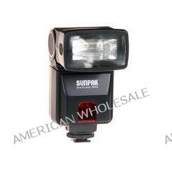 Sunpak  DF3000C Digital Flash for Canon DF3000CX B&H Photo Video