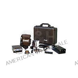 Frezzi MAK24-4X 24-watt AC/DC Mini-Sun Gun HMI Light Kit 92424