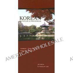Korean-English/English-Korean Dictionary and Phrasebook, Korean-English/English-Korean by Jeyseon Lee, 9780781810296.